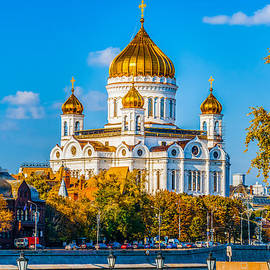 Alexander Senin - Cathedral Of Christ The Savior - 1