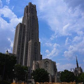 Cathedral of Learning by Andrew Chapman