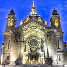 Cathedral of Saint Paul 2 by David Berg
