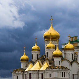 Alexander Senin - Cathedral Of The Annunciation Of Moscow Kremlin - Square