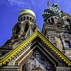 Madeline Ellis - Cathedral of the Resurrection - St. Petersburg - Russia