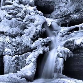 Dan Sproul - Cedar Falls In Winter