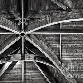 Ceiling Geometry by Walt Foegelle
