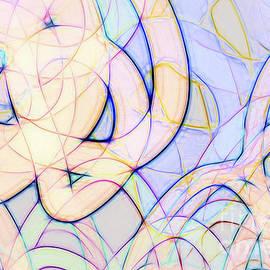 Celebration in Pastels by Norman Gabitzsch