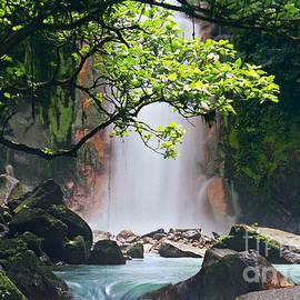 Oscar Gutierrez - Celeste Falls Costa Rica