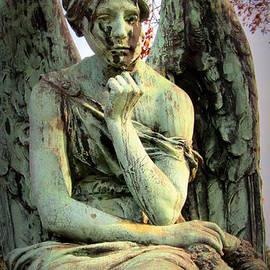 Cemetery Angel 3 by Anita Burgermeister