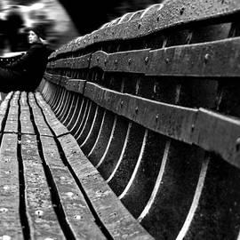 Sara Trilla - Central Park Bench