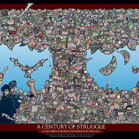 Century of Struggle by Ricardo Levins Morales