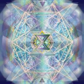 Christopher Pringer - ChaliCells Electric Sparkling Vortices Of Light II
