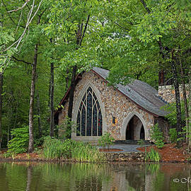 Chapel In The Woods by Mike Fitzgerald