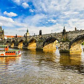 Michael Abid - Charles Bridge in Prague