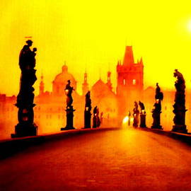 The Creative Minds Art and Photography - Charles Bridge in Prague