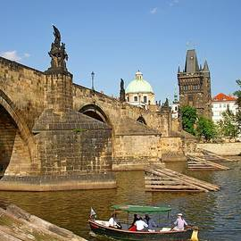 Jeff at JSJ Photography - Charles Bridge of Prague on a Sunny Day