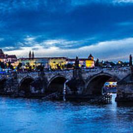 Arturo Paulino - Charles Bridge Panorama