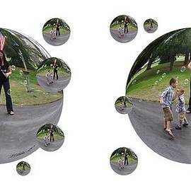 Brian Wallace - Chasing Bubbles - Cross your eyes and focus on the middle image that appears