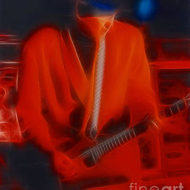 Gary Gingrich Galleries - Cheap Trick-93-Rick-1-Fractal