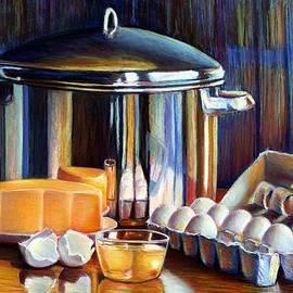 JAXINE Cummins - Cheese and Pot