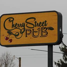 Cherry Street Pub by Jeff Roney