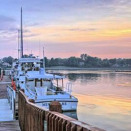 Chesapeake City Marina by JC Findley