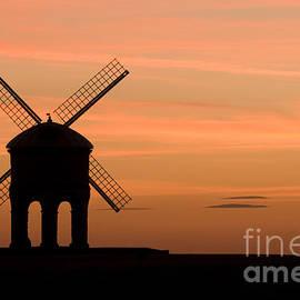 Chesterton Sunset by Anne Gilbert