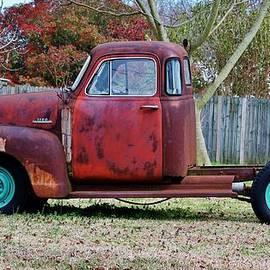 Chevrolet 3100 Truck by Cynthia Guinn