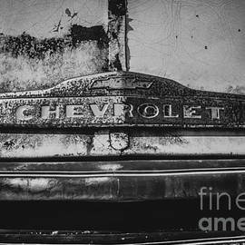Ashley M Conger  - Chevrolet In Black And White