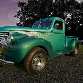 Paul Barkevich - Chevy Pickup