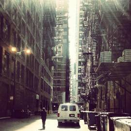 Chicago Alleyway