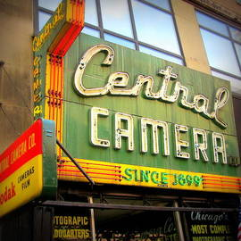 Chicago Central Camera 2 by Anita Burgermeister
