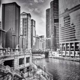 #chicago #cityscape #chicagoriver