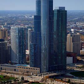 Chicago Modern Skyscraper by Thomas Woolworth