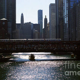 Frank J Casella - Chicago Morning Commute