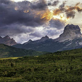 Expressive Landscapes Fine Art Photography by Thom - Chief Mountain-Rocky Mountain front Montana