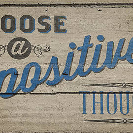 Scott Norris - Choose a Positive Thought