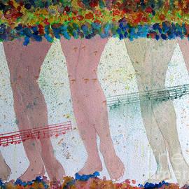 Chorus Line by Sandy McIntire