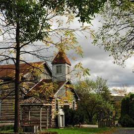 Christ Church by Lois Bryan