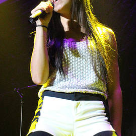 Christina Grimmie - 5785 by Gary Gingrich Galleries