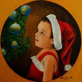 Shylaja Nanjundiah - Christmas Child