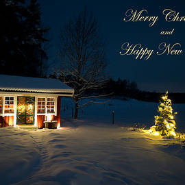 Torbjorn Swenelius - Christmas night  Merry Christmas and Happy New Year