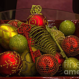 Christmas Ornaments by Imagery by Charly