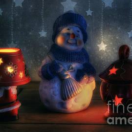 Ian Mitchell - Christmas Ornaments
