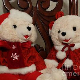 Joseph Baril - Christmas Time Bears