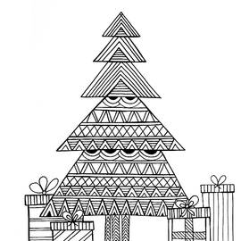 Christmas Tree by Neeti Goswami