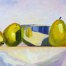 Chrome and Pears