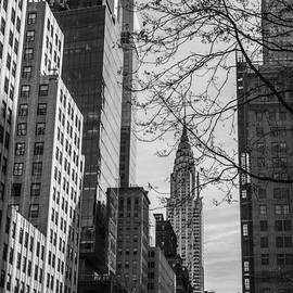 Chrysler Building by David Morefield