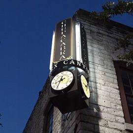 James Granberry - Chupaca Bar in Austin Texas
