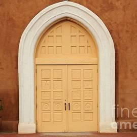 Ashley M Conger - Church Doors