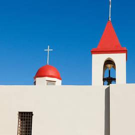 Church in Akko by Alexey Stiop