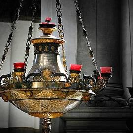 Church Lamp by Henry Kowalski