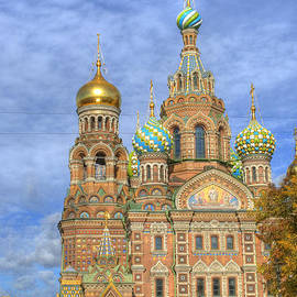 Juli Scalzi - Church of the Saviour on Spilled Blood. St. Petersburg. Russia